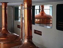 Pilsen Urquell, fábrica