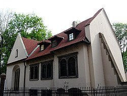 Josefov, sinagoga