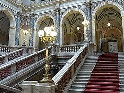 Museo Nacional, interior