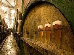 Fábrica de cerveza Pilsen Urquell