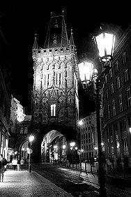 Staré Město, Torre de la Pólvora