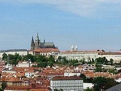 Clementinum, vistas desde la torre