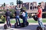 Antigua Roma en Segway