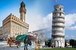 Excursión de 3 días a Florencia y Pisa