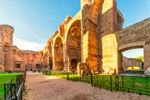 Baths of Caracalla & Circus Maximus Guided Tour