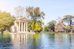 Villa Borghese Tour & Biopark Ticket