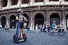 Discovering Rome with a Segway