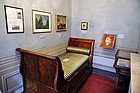 Keats-Shelley House, bedroom
