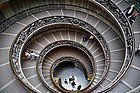 Vatican Museums, staircase