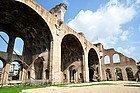 Foro Romano, Basílica de Majencio y Constantino