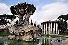 Forum Boarium, Templo de Hércules