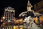 Fontana del Tritone, Piazza Barberini