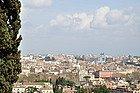 Gianicolo, vistas de Roma