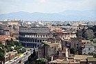 Altare della Patria, views
