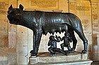 Museos Capitolinos, loba capitolina