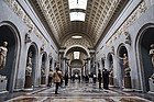Vatican Museums, discovering the museum