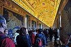 Museos Vaticanos, galería de mapas
