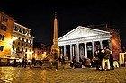 Pantheon, Piazza della Rotonda