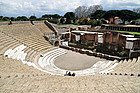 Pompeya, teatro