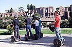 Exploring Rome with a Segway