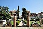 Baths of Diocletian, cloister