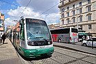 Trams in Rome