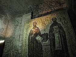 Basílica de San Clemente, mosaico