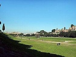 Circus Maximus, park
