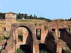 Circus Maximus, ruins