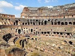 Visitando el Coliseo