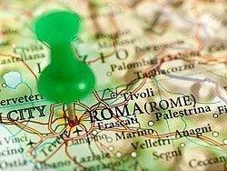 Comment aller à Rome depuis le reste de l'Europe
