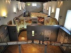 Cripta Balbi, museo