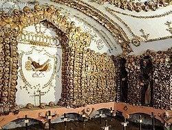 Cripta Capuchina de Roma, Iglesia de Santa María de la Concepción