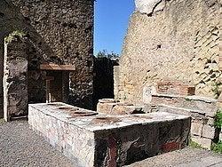 Herculano, taberna