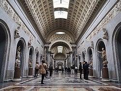 Museos Vaticanos, recorriendo el museo