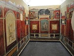 Palazzo Massimo, Frescos de la Villa Farnesina
