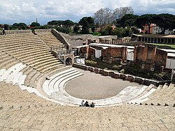 Pompéi, théâtre