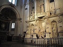 San Pietro in Vincoli, Mausoleo del Papa Julio II