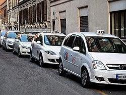 Taxis de Roma