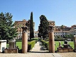 Termas de Diocleciano, claustro