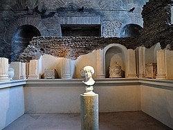 Termas de Diocleciano, exposición