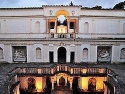 Villa Giulia, interior y jardines