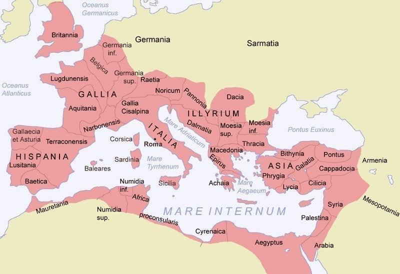Resultado de imagen de imperio romano