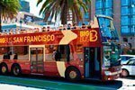 San Francisco Tourist Bus