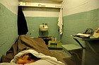 Alcatraz, recreación de una celda