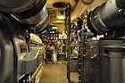 USS Pampanito, interior del submarino