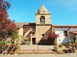 Misión de San Carlos Borromeo, en Carmel