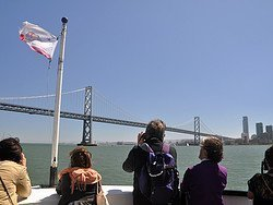 Bay Bridge, otro puente colosal