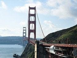 El Golden Gate, el símbolo de la ciudad
