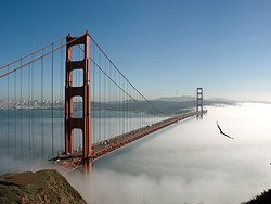 El Golden Gate, símbolo de San Francisco